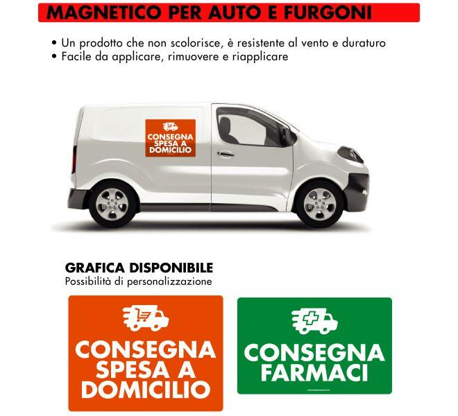 Magnetico Covid-19 Stamperia Marconi Pordenone