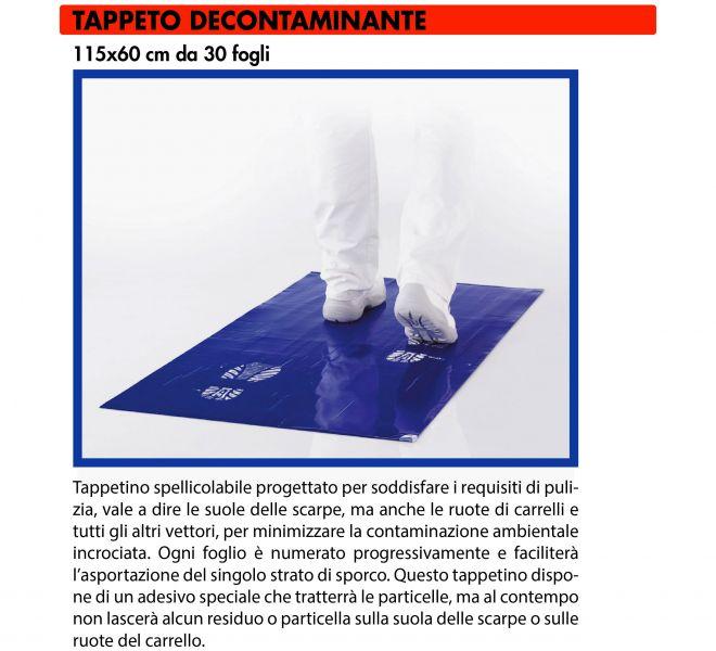 Tappeto Decontaminante Covid-19 Stamperia Marconi Pordenone